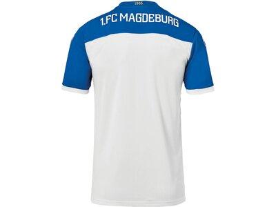 UHLSPORT Replicas - Trikots - National 1. FC Magdeburg Trikot Home 2020/2021 Pink