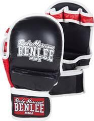 BENLEE Leder MMA-Trainingshandschuhe STRIKER