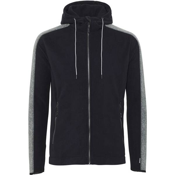 CHIEMSEE Fleece Jacke mit Kapuze
