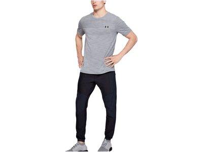 "UNDERARMOUR Herren Fitness-Shirt ""Vanish"" Kurzarm Grau"