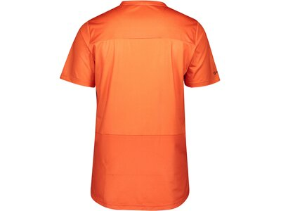 "SCOTT Herren Radtrikot ""Trail Flow Pro"" Kurzarm Orange"