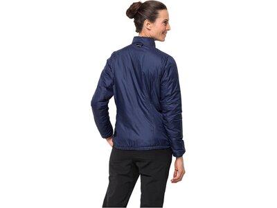 "JACKWOLFSKIN Damen Jacke ""JWP Thermic One Jacket W"" Blau"