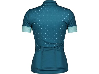 "SCOTT Damen Radsport Trikot ""Endurance 20"" Blau"