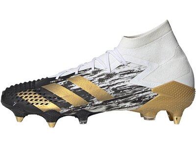 ADIDAS Fußball - Schuhe - Stollen Predator Precision to Blur 20.1 SG Silber