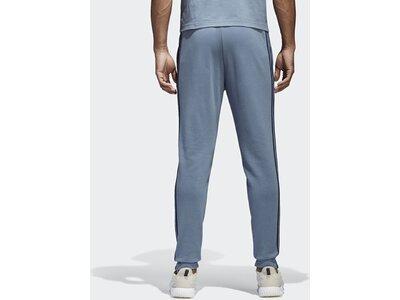 ADIDAS Herren Essentials 3-Streifen Hose Blau