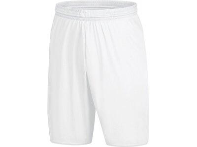 JAKO Herren Sporthose Palermo 2.0 Weiß