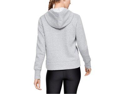 "UNDERARMOUR Damen Sweatshirt ""Cotton Fleece Sportstyle Logo Hoody"" Weiß"