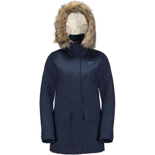 JACK WOLFSKIN Damen Winterjacke Helsinki Jacket