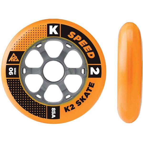K2 90 MM SPEED WHEEL 8-PACK / ILQ 9