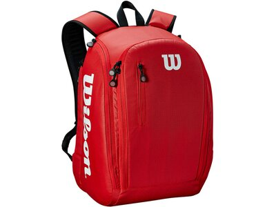 "WILSON Tennisrucksack ""Tour Backpack"" Rot"