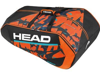 HEAD Tennistasche / Schlägertasche Radical 12R Monstercombi Schwarz