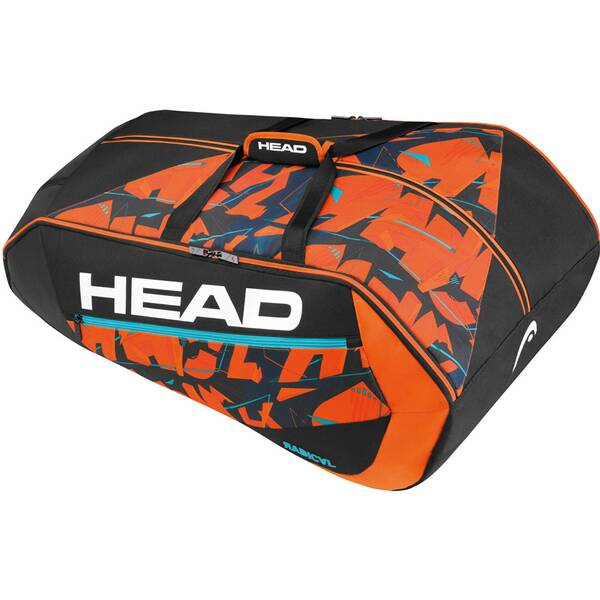 HEAD Tennistasche / Schlägertasche Radical 12R Monstercombi