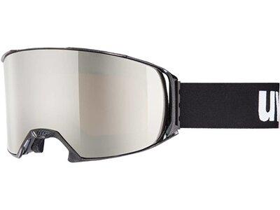 """UVEX Skibrille """"craxx OTG FM"""" Schwarz"""