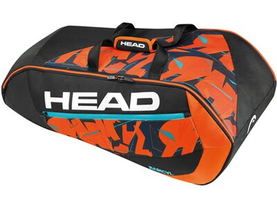 HEAD Tennistasche Radical 9R Supercombi Schwarz