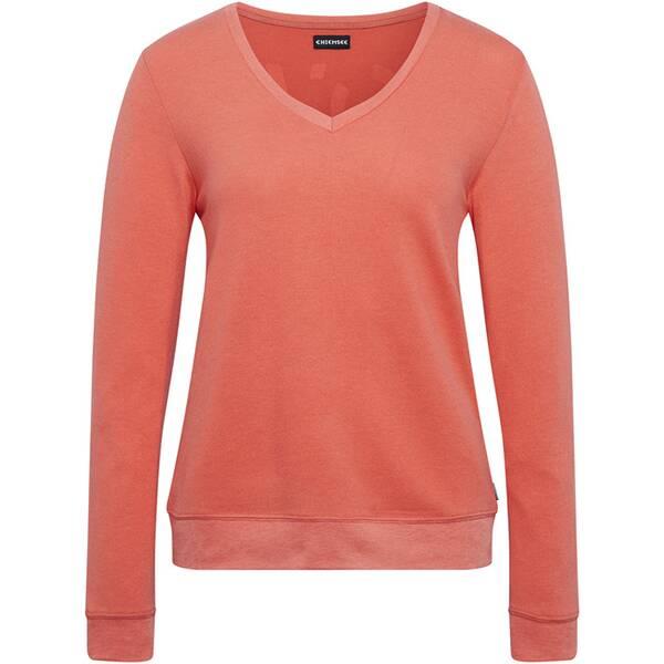 CHIEMSEE Pullover mit LOVE Rückenprint