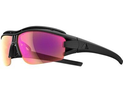 """ADIDAS Radsportbrille """"Evil Eye Halfrim Pro"""" Schwarz"""