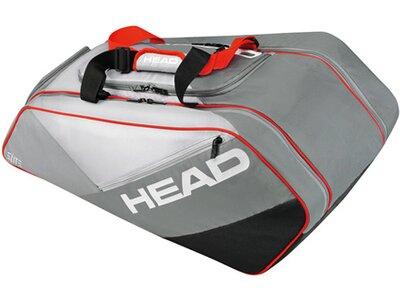 """HEAD Tennistasche """"Elite All Court"""" Schwarz"""