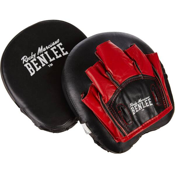 BENLEE Leather Trainer Pads BOON PAD Schwarz