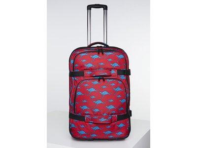 CHIEMSEE Reisetasche mit vielen funktionellen Details Rot