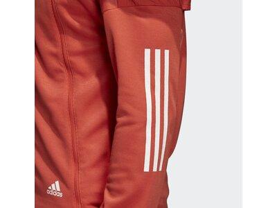 ADIDAS Herren ID Hybrid Jacke Rot