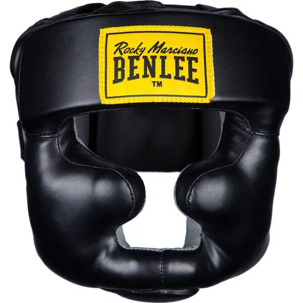 BENLEE Artificial Leather Head Guard FULL PROTECTION