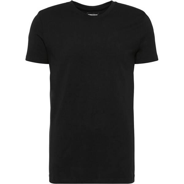 CHIEMSEE T-Shirt mit Rundhalsausschnitt