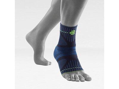 BAUERFEIND Sprunggelenkbandage, Sportbandage Fuß Sports Ankle Support Dynamic Grau