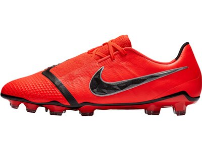 NIKE Firm-Ground Fußball Cleat PHANTOM VENOM ELITE FG Silber