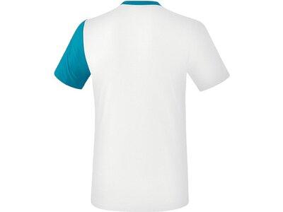 ERIMA Fußball - Teamsport Textil - T-Shirts 5-C T-Shirt Kids Weiß