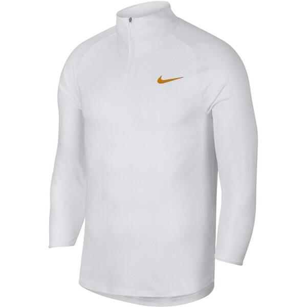NIKE Herren Tennisshirt Challenger 3/4-Arm