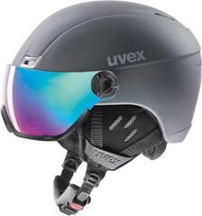 """UVEX Skihelm / Visierhelm """"hlmt 400 Visor Style"""""""