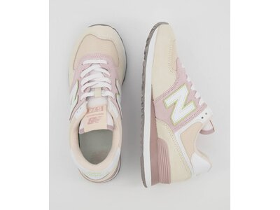 """NEWBALANCE Damen Sneaker """"574 Grau"""