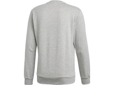 ADIDAS Herren Sweatshirt Silber