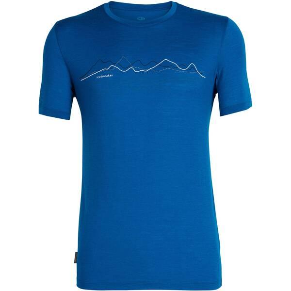 """ICEBREAKER Herren T-Shirt """"Tech Lite Short Sleeve Crewe"""""""
