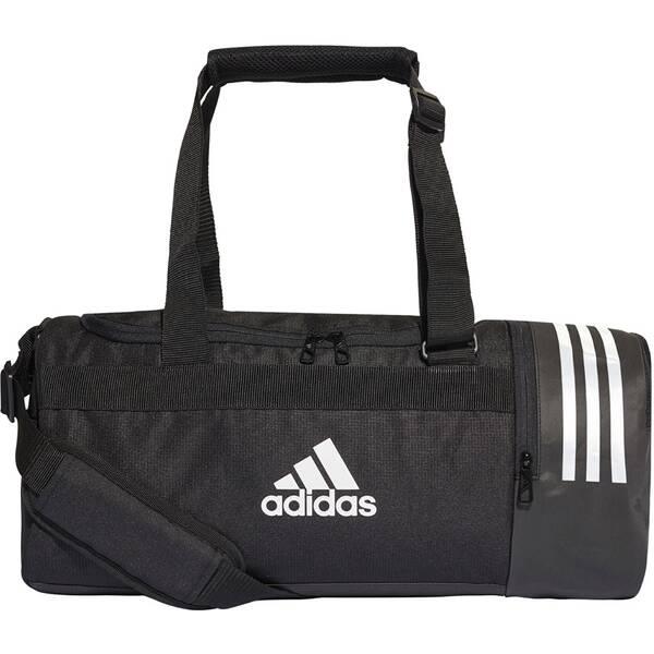 """ADIDAS Sporttasche """"Convertible 3-Streifen Duffel Bag"""" S"""