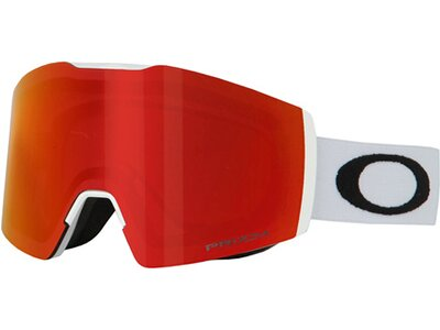 "OAKLEY Skibrille ""Fall Line XM"" - White Rot"