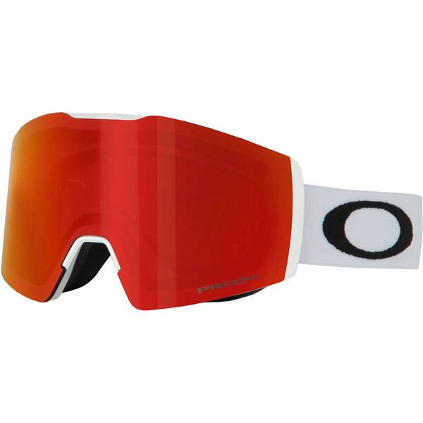 "OAKLEY Skibrille ""Fall Line XM"" - White"
