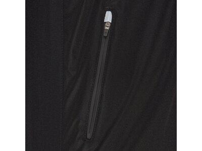 TAO Herren Funktionsjacke mit drei Körperklimazonen PERO Schwarz
