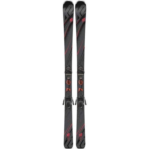 "K2 Damen Slalomskier ""Secret Luv"" inkl. Bindung ""ER3 10 Compact"""