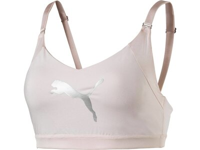 PUMA Damen Sport-BH En Pointe Pink