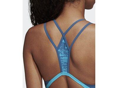 ADIDAS Damen Parley Training Badeanzug Blau