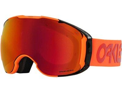"""OAKLEY Skibrille """"Airbrake XL"""" Orange"""