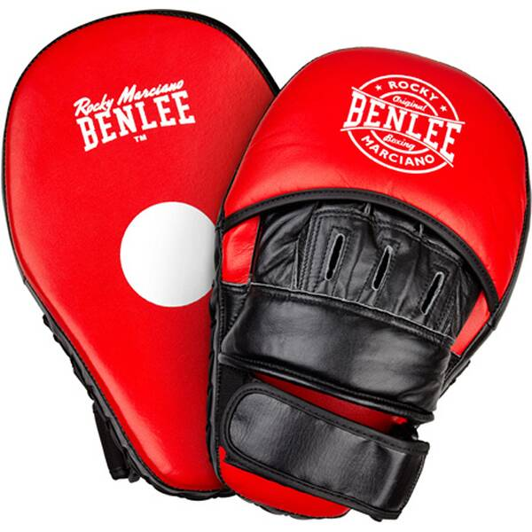 BENLEE Leather Trainer Hook&Jab Pads BIGGER