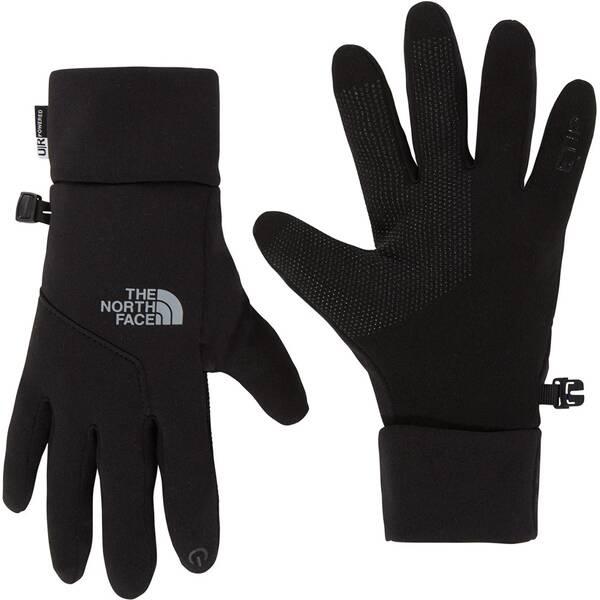 THE NORTH FACE Damen Fleecehandschuhe mit Touchscreen-Funktion Etip Glove W | Accessoires > Handschuhe > Fleecehandschuhe | Black | The North Face