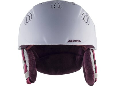 "ALPINA Ski- und Snowboardhelm ""Grap 2.0"" Lila"