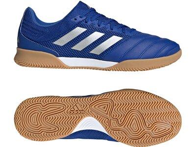 ADIDAS Fußball - Schuhe - Halle COPA Uniforia 20.3 IN Halle Sala Blau