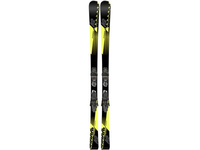 "K2 Skier ""Charger XTI"" inkl. Bindung ""M3 11 TCX Light Quikclik"" Schwarz"