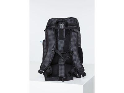 CHIEMSEE Rucksack mit flexiblen Fach für Laptop oder Tablet Schwarz