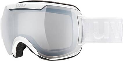 """UVEX Ski- und Snowboardbrille """"Downhilll 2000"""" white silver"""