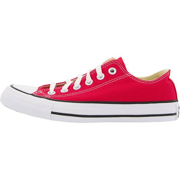 "CONVERSE Damen Sneaker ""Chuck Taylor All Star Classic Low Top"" - Red"